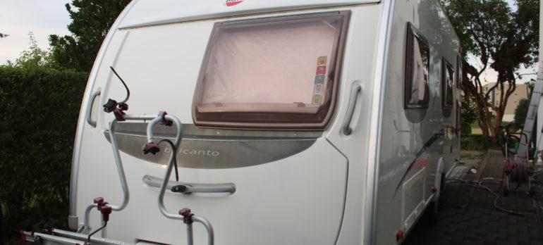 Wohnwagen Belkanto 540 TK