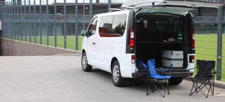 Opel Vivaro 9 Plätzer/Kofferraum kurz